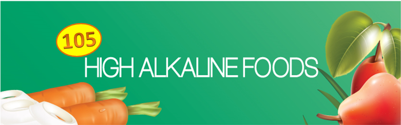 high alkaline foods
