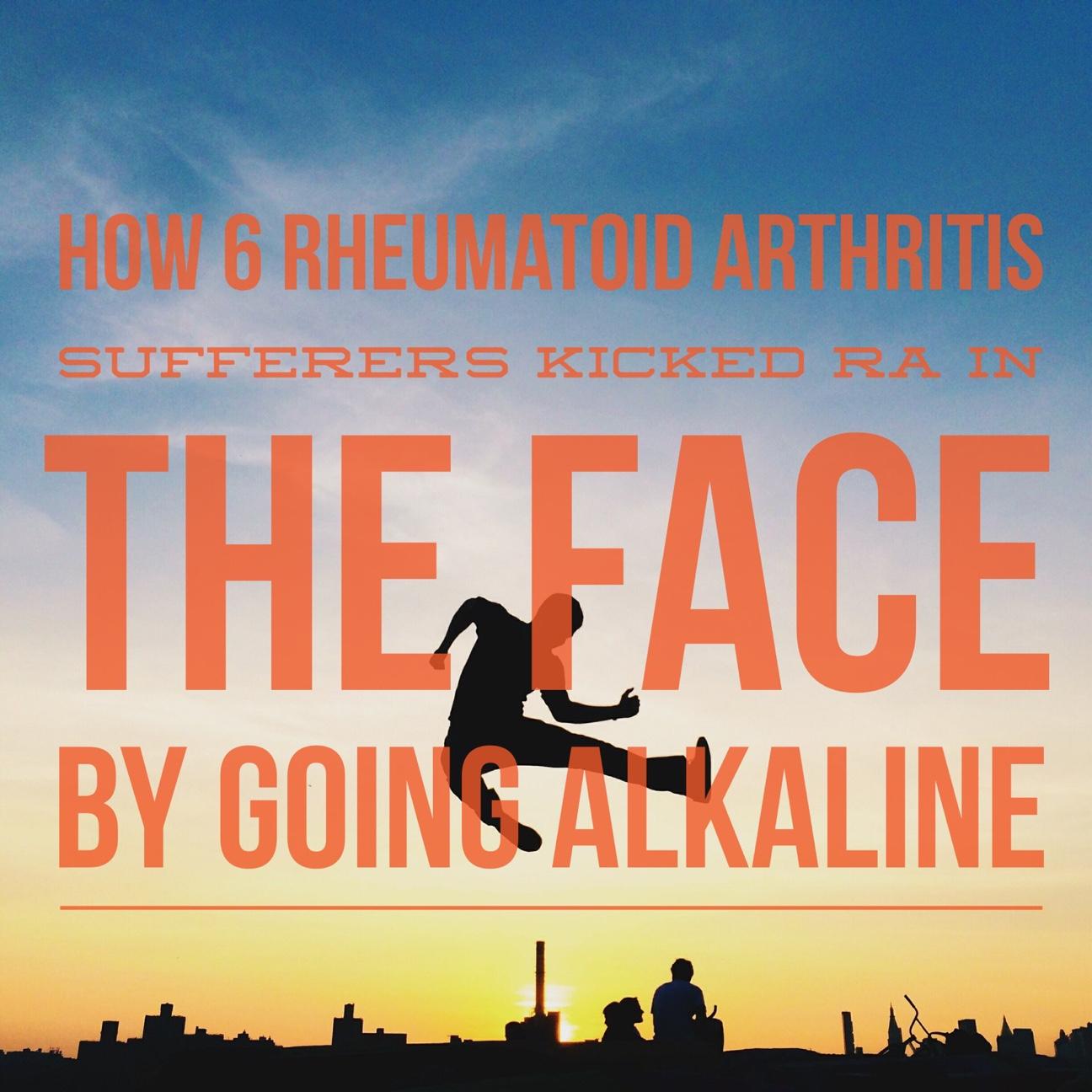 alkaline diet rheumatoid arthritis