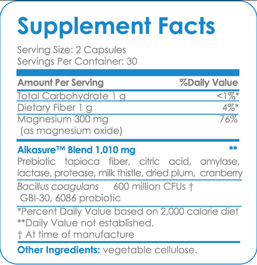 yoli pure ingredients