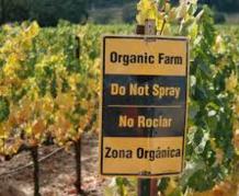 safe organic farming