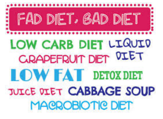 why you should avoid fad diets