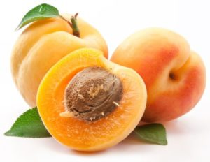 apricots high on alkaline foods chart