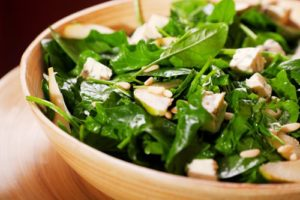 spinach an alkaline favorite fights cancer