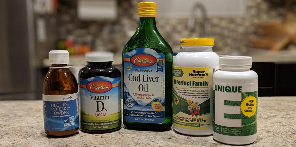 Essential Nutritional Supplements
